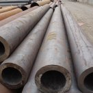 Труба горячекатаная сталь 09г2с нк в Новосибирске