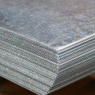 Лист цинковый 0,45х1000х1000мм Ц0 ГОСТ 598-90 в Череповце