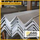 Уголок нержавеющий 40x40x15 мм AISI 316 в Нижнем Новгороде