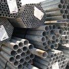 Труба оцинкованная сталь 3сп 20 09г2с ГОСТ 8732-78 ГОСТ 10705-80 ВГП в Липецке