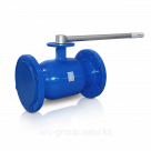 Кран шаровый КШ.М.015.40-01