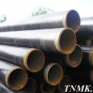 Труба чугунная ВЧШГ ДУ 900 L=6м с ЦПП ГОСТ 9583-75 в России