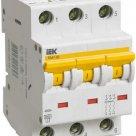 Автоматический выключатель TX3 3п 25А тип электромагнитного расцепителя С, 6кА Legrand 404058 в Иваново