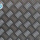 Лист стальной рифленый 3ПС5/СП5, чечевица в Новосибирске