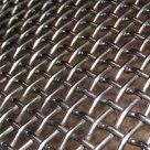 Сетка нержавеющая ГОСТ 3826-82 тканая 12Х18Н10т ячейка квадрат - 20 в Тюмени