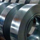Лента стальная - упаковочная пружинная штамповальная оцинкованная в России
