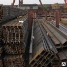Швеллер сталь 3 ГОСТ 8240-97 в России