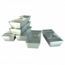 Чушка алюминиевая А5 в Краснодаре