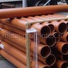Труба НПВХ из полимервинилхлорида ГОСТ Р 51613-2000 в Челябинске