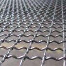 Сетка рифленая ячейка 4х4 ГОСТ 3306-88 для грохотов в России