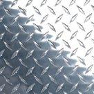 Лист алюминиевый рифленый диамант в России