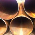 Восстановленная труба в Уфе