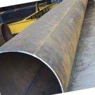 Труба стальная электросварная прямошовная тонкостенная 08ПС, ГОСТ 10704-91, ГОСТ 10705-80, холоднокатаная в России