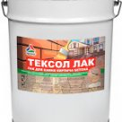 Тексол - лак для бетона, плитки, камня, бетонных полов глянцевый в Красноярске