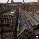 Швеллер сталь 09г2с ГОСТ 8240-97 в Подольске