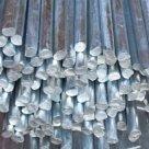 Круг оцинкованный сталь 3 в прутках в Барнауле