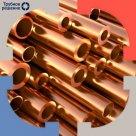 Бронзовая труба БрАЖМц10-3-1,5 ГКРХХ ГОСТ 1208-90 в России
