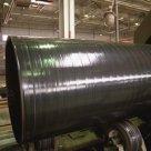 Труба с гидроизоляцией стальная в Краснодаре