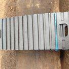 Прокладка под рельс резиновая Р65 ЦП-143, Р-65