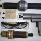 Пневматический универсальный набор ПУН-4 (ИП 2505, ИП 2506, пневмопистолет, очки + ЗИП)