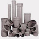 Система канализации из чугунных полиэтиленовых труб и труб ПВХ, ПЭ 80, ПЭ 100 в Самаре