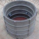 Колодец канализационный железобетонный полиэтиленовый и стальной в России