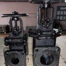 Задвижка ЗМС 50х210 50,х210 31с71нж маслонаполненная в России