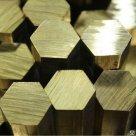 Шестигранник латунный Л63 ЛС59 Л59 ЛАЖ ГОСТ 2060-90 16130-90 в России