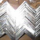 Уголок алюминиевый Д16Т ПР 100-12 40х40х3 мм