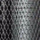 Сетка штукатурная ЦПВС оцинкованная рулон рулон 1м*30м в Москве