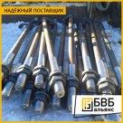 Болт фундаментный с коническим концом 42 мм ГОСТ 24379.1-2012 тип 6 исп. 1 в России