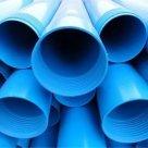 Труба Плексигласовая ПВХ из поливинилхлорида прозрачная в Перми