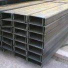 Швеллер гнутый сталь 3сп 09г2 в Санкт-Петербурге