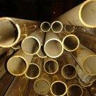 Труба бронзовая БрАЖН10-4-4 50х7,5 ГКРХХ ГОСТ1208-90 в Одинцово