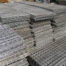Сетка сварная 2000 х 1000 мм D = 4 мм ячейка 200 х 200 мм ГОСТ 23279-21012 в Липецке