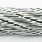 Канат стальной ГОСТ 2688-80, 3063-80, 3066-80 оцинкованный