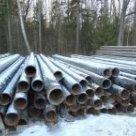 Труба б/у бесшовная (б/ш) из-под нефти в Одинцово