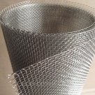 Сетка нержавеющая 12Х18Н10Т ГОСТ 3826-82 тканая сталь в России