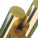 Круг латунный ЛС59-1 ГОСТ 2060-2006, ГОСТ Р 52597-2006 L=3-4м в Москве