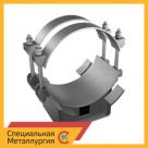 Опоры бугельные корпусные подвижные хладостойкого исполнения для газопроводов по типу БКХЛ в Воронеже
