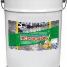 Тистром-Декор - прозрачный полиуретановый износостойкий лак для бетона, кирпича, камня в Краснодаре