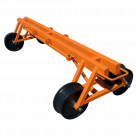 Тележка четырехколесная ПКБ-1500