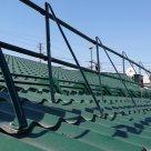 Ограждения кровля стальные спиралевидное в Москве