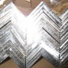 Уголок алюминиевый Д16Т ПР 100-3 15х15х1,5 мм в Одинцово