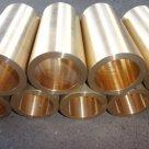 Труба бронзовая БрОЦС 5-5-5 L=2м в Сергиевом Посаде