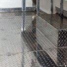 Лист алюминиевый рифленый 4х1200х3000мм Квинтет, Диамант