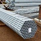 Труба оцинкованная электросварная 14х2 мм ГОСТ 10704-91 в Череповце