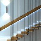 Лестница с поворотом на 90 в Челябинске