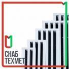 Сектор щелевой стальной 20Х20Н14С2Л ГОСТ 977-88 в Омске