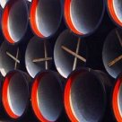 Труба из высокопрочного чугуна с шаровидным графитом (ВЧШГ) в Самаре